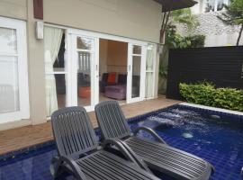 Replay Pool Villa Beachfront Samui