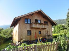 Charmante Ferienwohnung mit Dolomitenblick, Dölsach