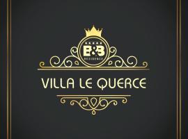 VILLA LE QUERCE Apartments, Battipaglia