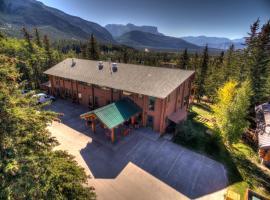 , Jasper National Park Entrance
