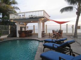 Diving Pelican Inn, La Ceiba