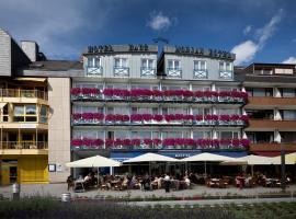 Hotel Haus Morjan