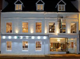 Lion & Pheasant Hotel, Shrewsbury