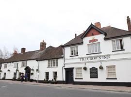The Crown Inn, Bishops Waltham
