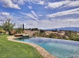 Viña De Blanco Vineyard Estate Home, Santa Ynez