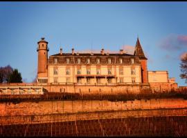 Château d'Isenbourg, Rouffach