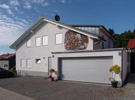Ferienwohnung Drachenhaus, Rimbach