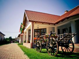Kuruc Vendégház, Tivadar