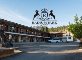 Radium Park Lodge, Radium Hot Springs