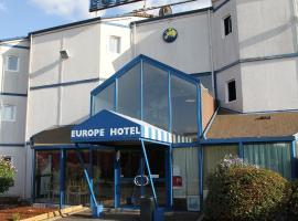 Europe Hôtel, Varennes Vauzelles