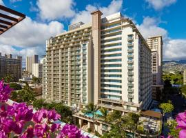 Hilton Garden Inn Waikiki Beach, Honolulu