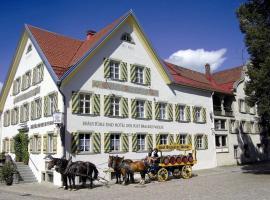 Braustüble und Hotel zur Post, Weiler-Simmerberg
