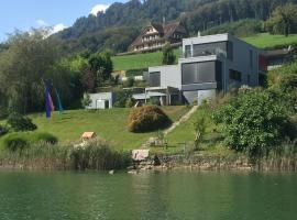Villa am See mit einzigartigem Ausblick, Sarnen