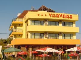 Hotel Varvara, Varvara