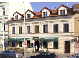 Valcha Apartments, Prag