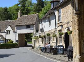 The Castle Inn Hotel, Castle Combe