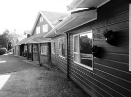 Patuha Lodge, Okato