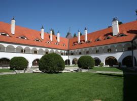 Hotel Zámok Topoľčianky, Topoľčianky