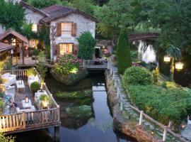 Le Moulin du Roc - Les Collectionneurs, Champagnac-de-Bélair