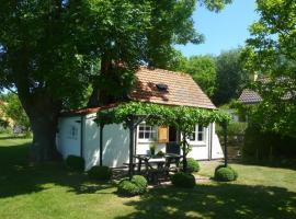 Mini-huisje Maxi-geluk, Kloosterzande