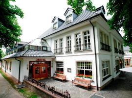 "Hotel ""Schloss Friedestrom"", Dormagen"