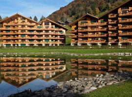 Thermes Parc Apartments, Val d'Illiez
