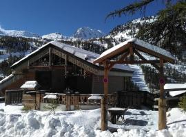 Le Lodge Isola 2000, Isola 2000