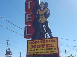 Robinhood Motel, Anaheim