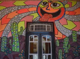 El Farolito Hostel, Tilcara