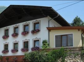 Haus Janschütz, Flattach