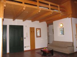 Appartamenti Graziadei, Fondo