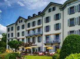 Hostellerie Bon Rivage, La Tour-de-Peilz