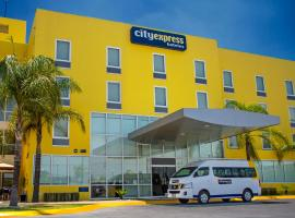 City Express Tepotzotlán, Tepotzotlán
