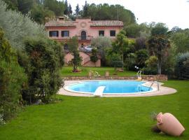 Villa Clementine, Piazza Armerina