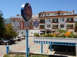 Huzur Thermal Apart Hotel