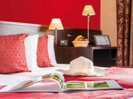 Hôtel Résidence & Spa Vacances Bleues La Villa du Lac, Дивон-ле-Бен