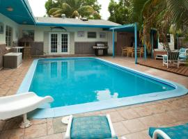 Hula House in Fort Lauderdale Home
