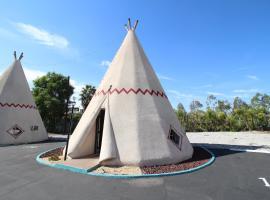 Wigwam Motel, San Bernardino