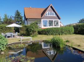 Villa am Peene-Ufer, Zecherin