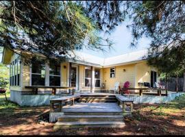 9E Ranch Cabins Bastrop, Texas, Smithville