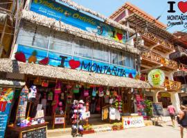 Hostal I Love Montañita Town, Montañita