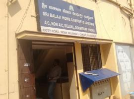 Sri Balaji Home Comforts Lodging, Nanjangūd