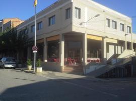 Hotel La Rosa, Alguaire