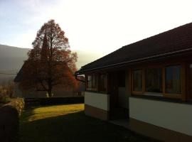 Bungalow Fritz, Presseggersee