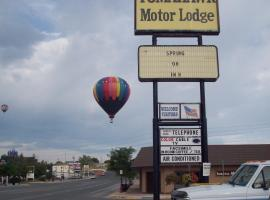 Tomahawk Motor Lodge, Riverton