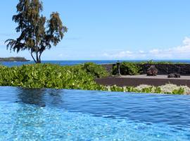 Hawaiian Paradise Ocean Retreat, Keaau
