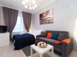 Lux Apartments Frunzenskaya naberezhnaya