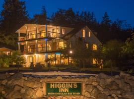 Higgin's Inn, Brew Bay
