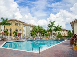 Miami Condo Stay, Doral