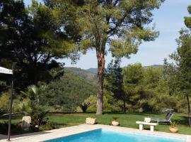 Villa Claudine, Albiol